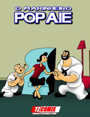 O Marinheiro Popaie - page00 Cover