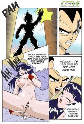 Dragon Ball H - page02