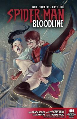 Spider-Man - [Thunk Studio][Bayushi][Tracy Scops] - Bloodline GoToFap